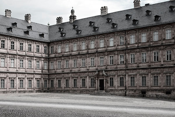 In die Ecke getrieben / Bamberg - © Helga Jaramillo Arenas - Fotografie und Poesie / Juli 2015