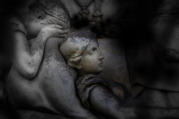 Die andere Zeit -  © Helga Jaramillo Arenas - Fotografie und Poesie / Januar 2021