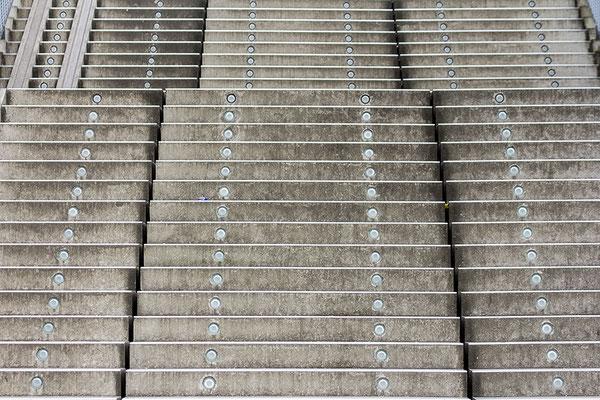 Stufen I. - © Helga Jaramillo Arenas - Fotografie und Poesie / Februar 2018