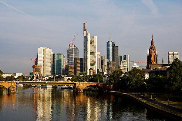 Das Gesicht einer Stadt / Frankfurt am Main - © Helga Jaramillo Arenas - Fotografie und Poesie / August 2013