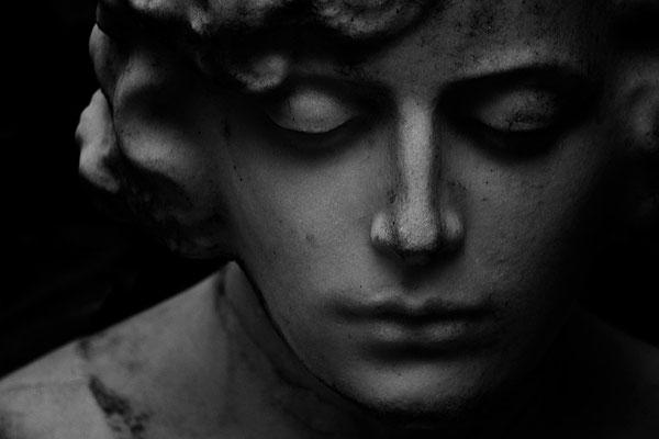 Stilles Angesicht - © Helga Jaramillo Arenas - Fotografie und Poesie / April 2013