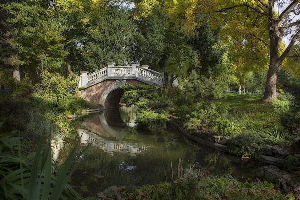 Im Traum / Parc Monceau - Paris - © Helga Jaramillo Arenas - Fotografie und Poesie / Mai 2018