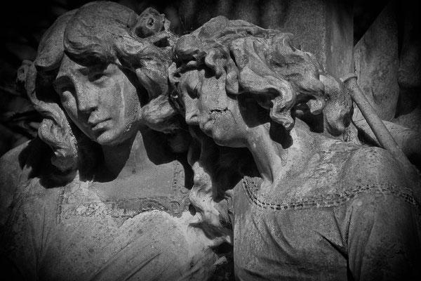 Seelenschwestern - © Helga Jaramillo Arenas - Fotografie und Poesie  / Oktober 2012