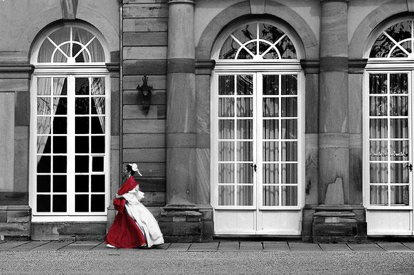 In Eile begriffen - © Helga Jaramillo Arenas - Fotografie und Poesie / Januar 2011