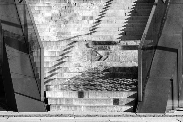 Treppengemäuer - © Helga Jaramillo Arenas - Fotografie und Poesie / Dezember 2017