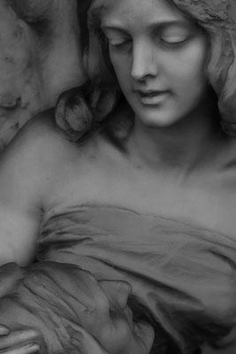 Liebende Engel (1) - © Helga Jaramillo Arenas - Fotografie und Poesie / November 2018