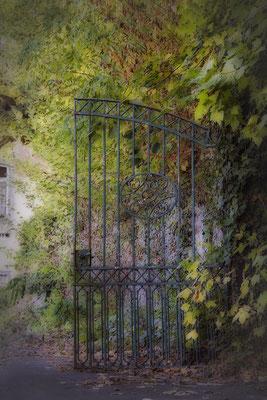 Verlassene Orte - © Helga Jaramillo Arenas - Fotografie und Poesie / Oktober 2018