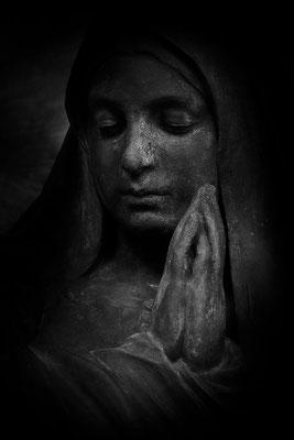 Die Zuversicht des Gebets - © Helga Jaramillo Arenas - Fotografie und Poesie / September 2015