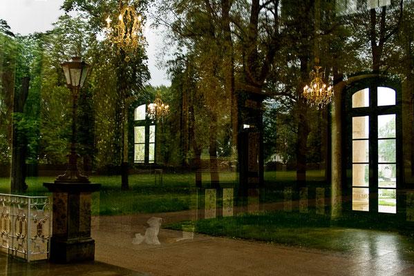 Spiegelndes Barock - © Helga Jaramillo Arenas - Fotografie und Poesie / April 2011