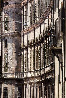 Niemand zu Hause - / Mantova -Italien © Helga Jaramillo Arenas - Fotografie und Poesie / Juni 2018