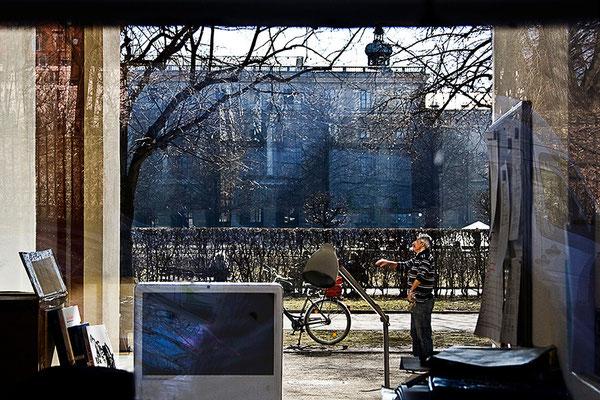 Verfangen im Alltag - © Helga Jaramillo Arenas - Fotografie und Poesie /  April 2012