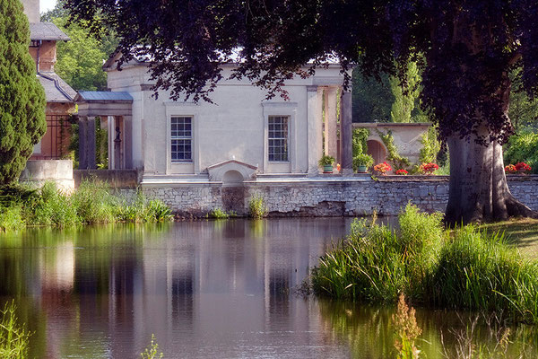Geliebtes Sanssouci / Potsdam - © Helga Jaramillo Arenas - Fotografie und Poesie / September 2013