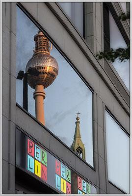 Berlin...Berlin - © Helga Jaramillo Arenas - Fotografie und Poesie / Juni 2019
