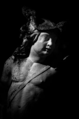 Begegnung mit Hermes - © Helga Jaramillo Arenas - Fotografie und Poesie  / Juni 2015