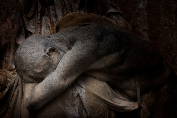 Verloren in der Endlichkeit - © Helga Jaramillo Arenas - Fotografie und Poesie  / Juni 2015