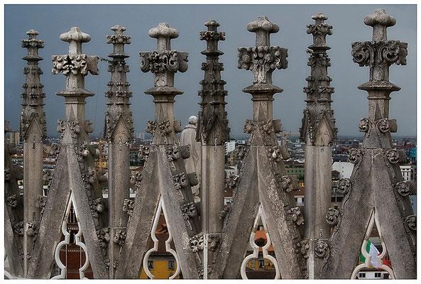 Blendwerk (32) / Die Schönheit des Mailänder Domes - © Helga Jaramillo Arenas - Fotografie und Poesie / Mai 2013
