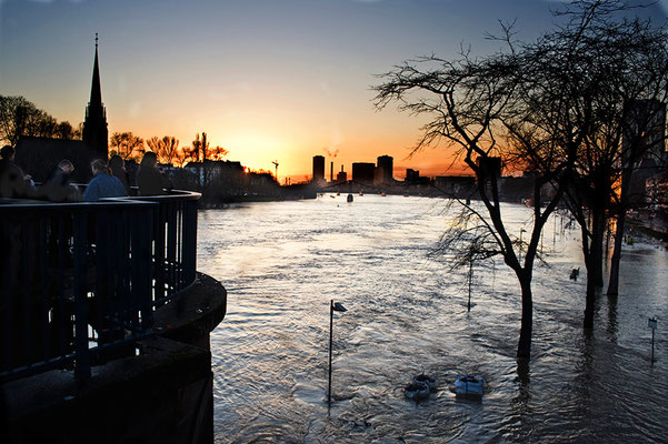 Die Stadt im Wasser (4) - © Helga Jaramillo Arenas - Fotografie und Poesie / Januar 2011