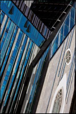 Kirchenbläue - © Helga Jaramillo Arenas - Fotografie und Poesie / Februar 2015