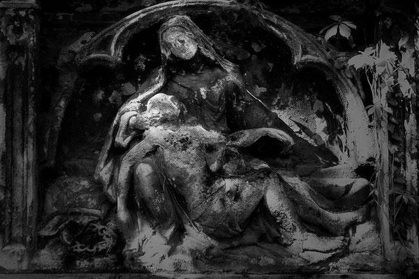 Loslösung - © Helga Jaramillo Arenas - Fotografie und Poesie / August 2017
