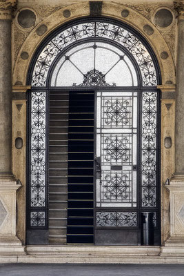 Die Pforte / Brescia - Italien - © Helga Jaramillo Arenas - Fotografie und Poesie / Mai 2018