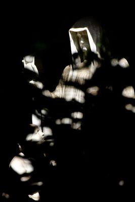 Begegnung der Furcht - © Helga Jaramillo Arenas - Fotografie und Poesie  / August 2015