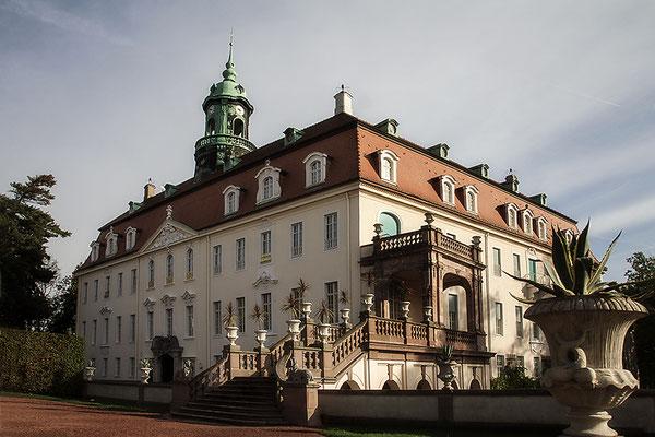 Barockschloss Lichtenwalde / Chemnitz - © Helga Jaramillo Arenas - Fotografie und Poesie / Oktober 2017