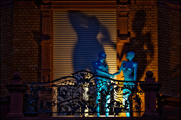 Rendezvous zur blauen Stunde (2) - © Helga Jaramillo Arenas - Fotografie und Poesie / September 2012