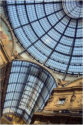 Galleria Vittorio Emanuele (3) - © Helga Jaramillo Arenas - Fotografie und Poesie / Oktober 2013