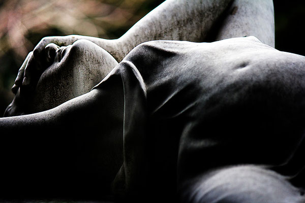 Die Schwere der Gedanken - © Helga Jaramillo Arenas - Fotografie und Poesie / September 2015
