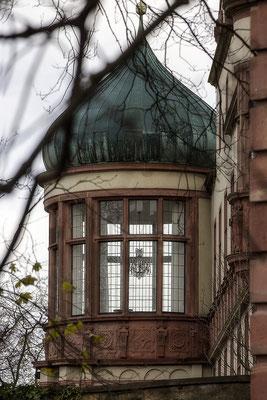 Es war einmal... / Darmstädter Schloss - © Helga Jaramillo Arenas - Fotografie und Poesie / November 2017