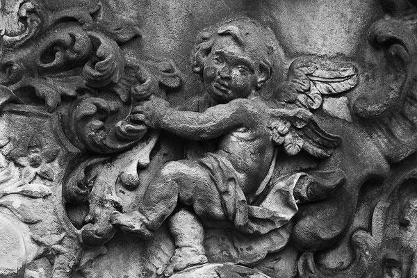 Fröhliches Engelskind - © Helga Jaramillo Arenas - Fotografie und Poesie / April 2012