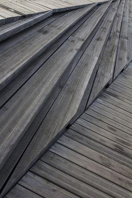 Auf dem Holzweg - © Helga Jaramillo Arenas - Fotografie und Poesie / April 2018