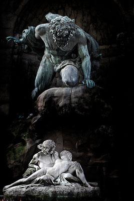 Der eifersüchtige Polyphem - © Helga Jaramillo Arenas - Fotografie und Poesie / November 2015