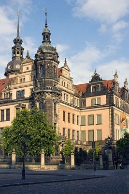 Spaziergang zum Grünen Gewölbe / Dresden - © Helga Jaramillo Arenas - Fotografie und Poesie / März 2015