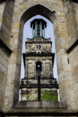 Durchblick / Hannover - © Helga Jaramillo Arenas - Fotografie und Poesie / Juni 2017