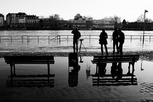 Die Stadt im Wasser (1) - © Helga Jaramillo Arenas - Fotografie und Poesie / Januar 2011