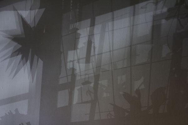 Lichter werfen (2) - © Helga Jaramillo Arenas - Fotografie und Poesie / April 2018
