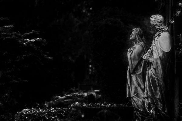 Der schmerzliche Aspekt der Liebe - © Helga Jaramillo Arenas - Fotografie und Poesie / Februar 2019