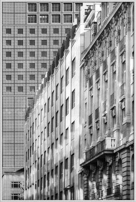 Schatten in der Stadt (2) - © Helga Jaramillo Arenas - Fotografie und Poesie / Juni 2017