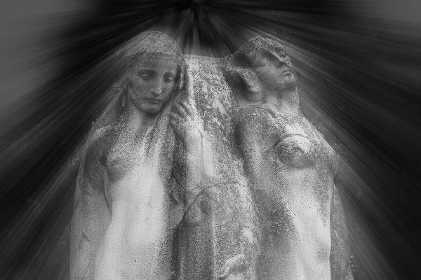 Der mühsame Atem der verlorenen Liebe - © Helga Jaramillo Arenas - Fotografie und Poesie / August 2017