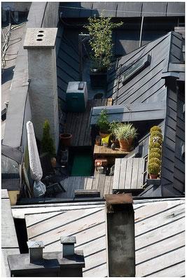 Geschichten vom Dach (6) - © Helga Jaramillo Arenas - Fotografie und Poesie / September 2012