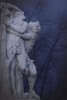Die Trennung von Daphne und Apollon - © Helga Jaramillo Arenas - Fotografie und Poesie / November 2016