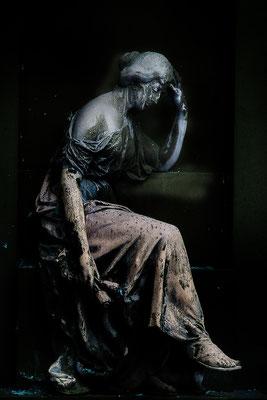Die fehlende Erinnerung - © Helga Jaramillo Arenas - Fotografie und Poesie / November 2017