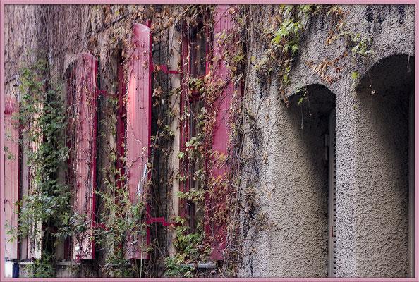 Fensterhöhlen - © Helga Jaramillo Arenas - Fotografie und Poesie / April 2020