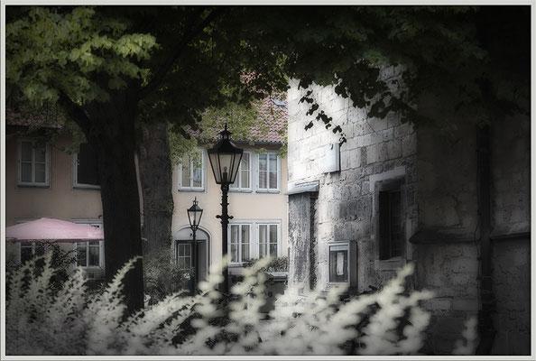 Schöne Ecken / Altstadt Hannover - © Helga Jaramillo Arenas - Fotografie und Poesie / Juni 2017