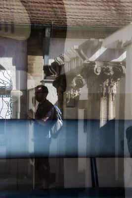 Der stille Betrachter - © Helga Jaramillo Arenas - Fotografie und Poesie / September 2018