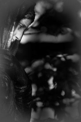 Zeit der Mutlosen -  © Helga Jaramillo Arenas - Fotografie und Poesie / April 2021