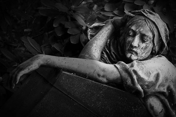 Unendlich verlassen - © Helga Jaramillo Arenas - Fotografie und Poesie / Juni 2012