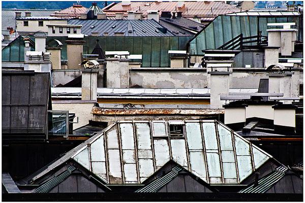 Geschichten vom Dach (2) - © Helga Jaramillo Arenas - Fotografie und Poesie / August 2012