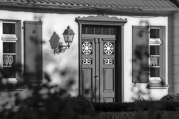 Schöne Fassade - © Helga Jaramillo Arenas - Fotografie und Poesie / Januar 2019